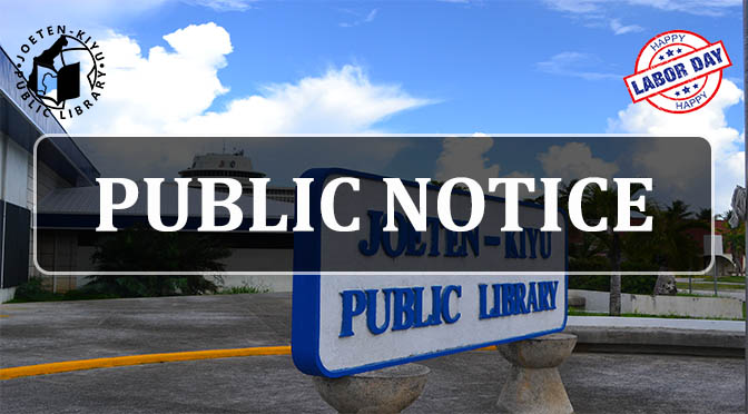 Public Notice